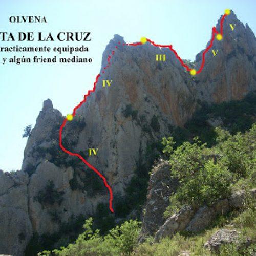 Cresta-Cruz-Olvena